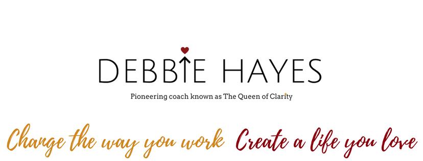 Debbie Hayes Pioneer in Organisational Transformation